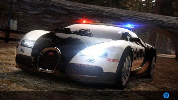 Need For Speed: Hot Pursuit, la policía también contará con coches deportivos modificados