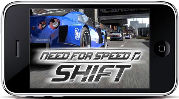 Need For Speed Shift, el juego completo para descargar en tu iPhone o iPad por sólo un euro