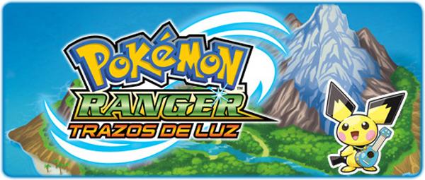Pokémon Ranger: Trazos de Luz, a la venta el cinco de noviembre