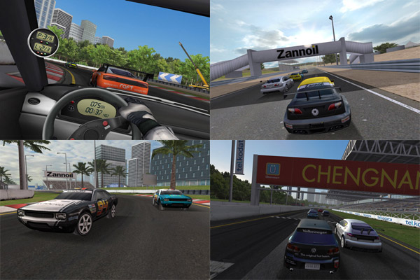 Real Racing, un juego de carreras con realismo extremo para iPhone y iPad
