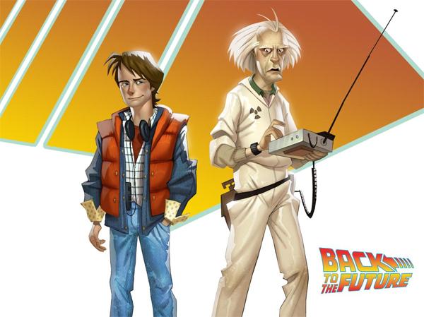 Regreso al Futuro: El Videojuego, un nuevo juego para celebrar su 25 aniversario