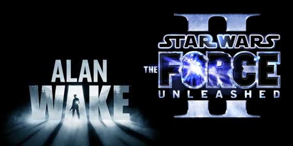 Xbox Live, demo de El Poder de la Fuerza 2 y DLC El Escritor para Alan Wake