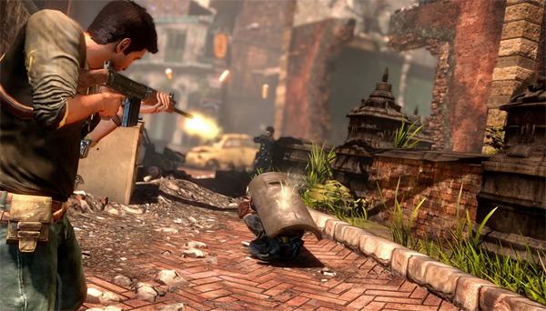 Uncharted 3, ya trabajan en la nueva versión de Uncharted