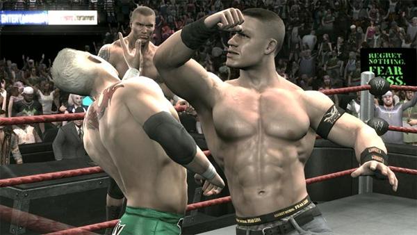 WWE Smackdown vs