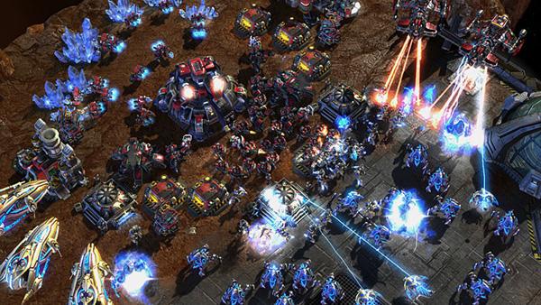 Starcraft II, expulsadas 5000 cuentas de Battle.net