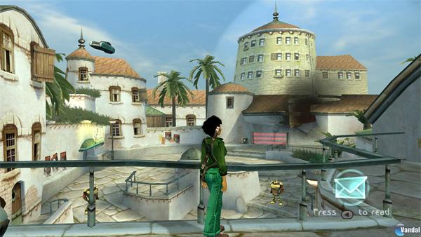 Beyond Good & Evil HD, primeras imágenes del juego que vuelve en alta definición