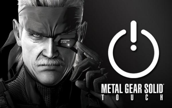 Metal Gear Solid Touch para iPhone, el juego de disparos por 6 euros en la App Store
