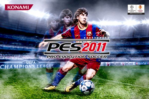 PES 2011, ya disponible la versión para iPhone y iPod Touch de PES 2011