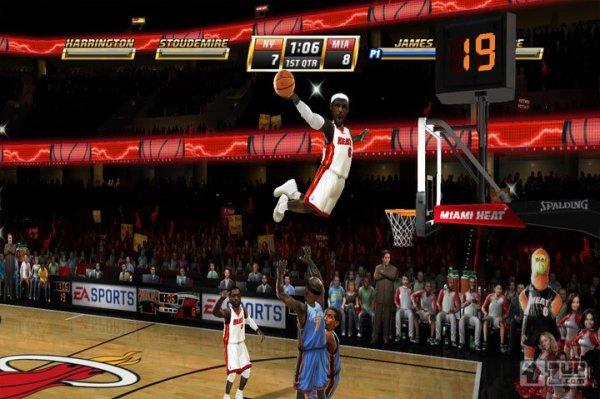 NBA Jam, el videojuego de baloncesto se venderá por separado