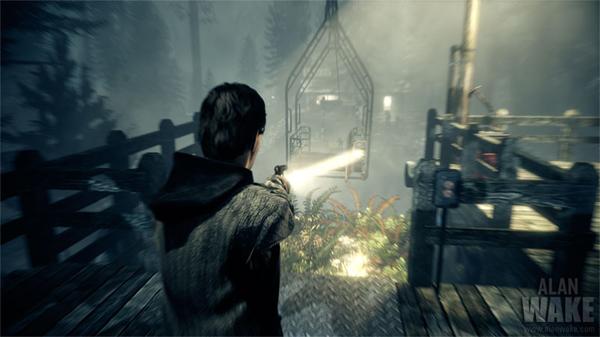 Alan Wake, a precio reducido comprándolo desde Xbox Live