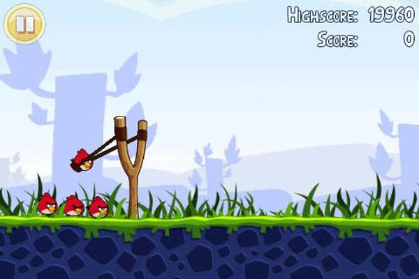Angry Birds, nuevos niveles para descargar gratis, para este popular juego casual