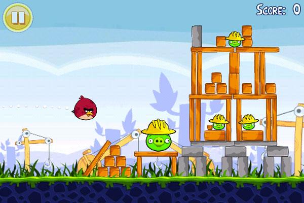 Angry Birds nuevos niveles para descargar gratis para este