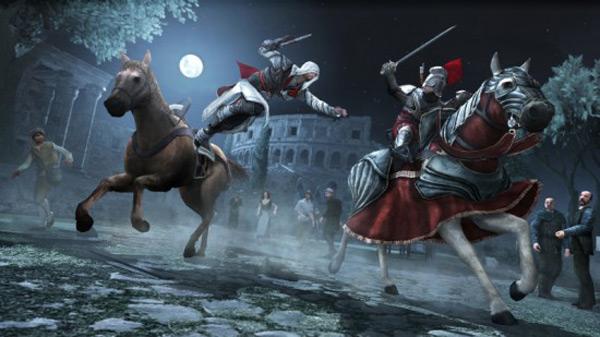 Assassin's Creed: La Hermandad, tendrá un capítulo exclusivo y gratis para PlayStation 3