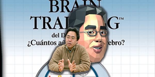 Brain Training 3, se confirma que están trabajando en su desarrollo