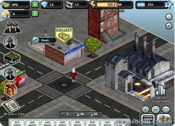 Crime City, crímenes en la ciudad en Facebook
