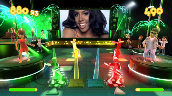 Dance Paradise Lista De Canciones Del Nuevo Juego De Baile Para