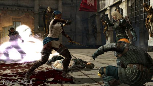Dragon Age II, nuevas imágenes y detalles sobre el Pícaro, un nuevo tipo de personaje