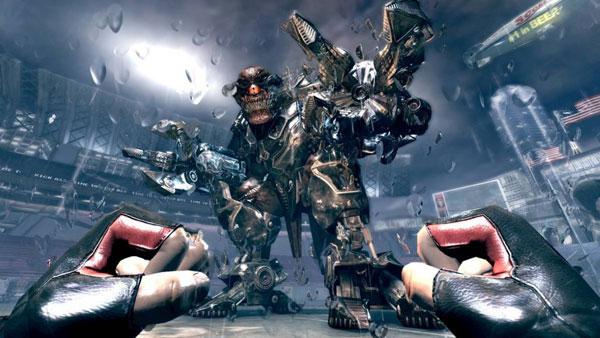 Duke Nukem Forever, llegan nuevas imágenes y detalles sobre el juego
