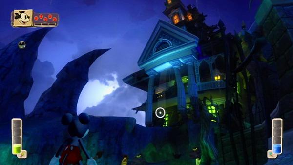 Epic Mickey, un videojuego en el que veremos la evolución de Mickey Mouse