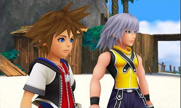 Kingdom Hearts 3D, nuevos datos del juego y sobre Kingdom Hearts 3