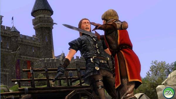 Los Sims Medieval, un nuevo vídeo muestra todos sus detalles