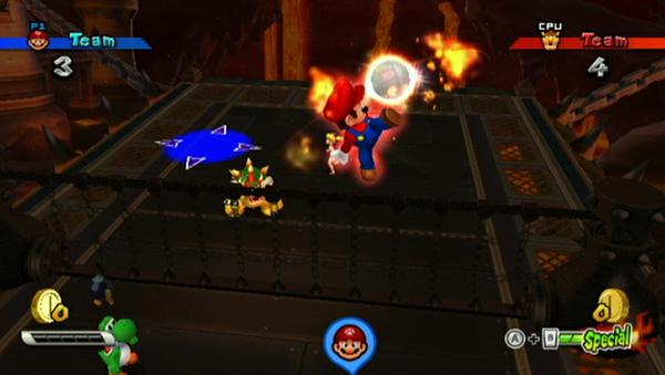 Mario Sports Mix, en el juego aparecerán personajes de Final Fantasy y Dragon Quest