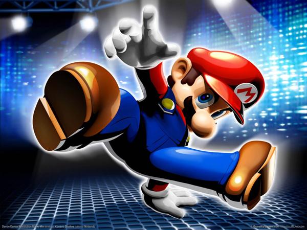 Habrá más juegos de Mario en 3DS