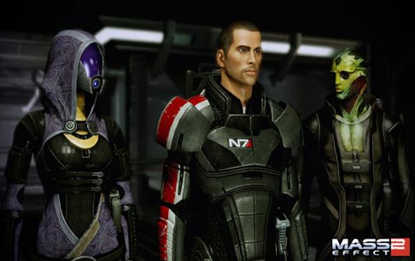 Más detalles de Mass Effect 2 en PS3