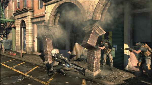 Metal Gear Solid Rising, el juego podría retrasarse hasta el año 2012