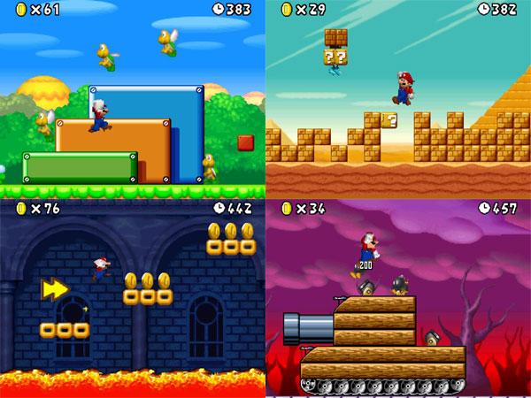 New Super Mario Bros 3, una reedición de los clásicos de Nintendo para descargar gratis