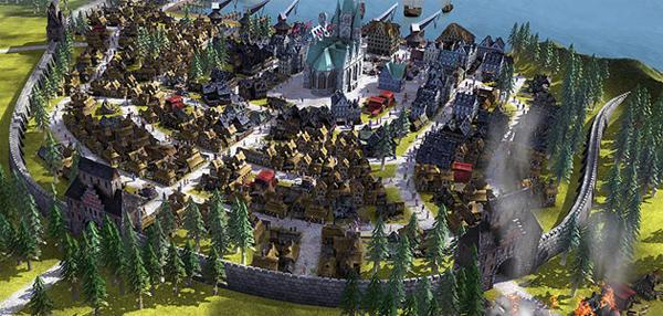 Patrician IV, el juego de estrategia ya está a la venta en España