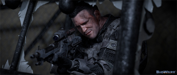 Mass Effect 3, lo que podría ser su primera imagen y vídeo