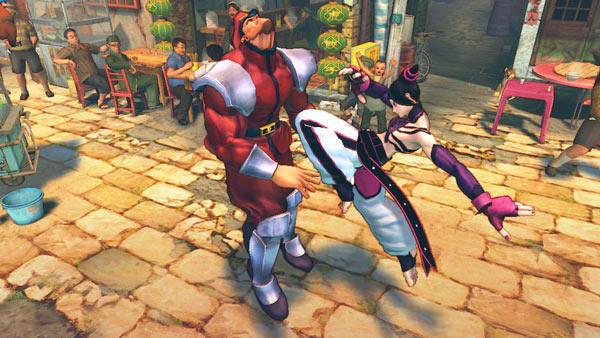 Super Street Fighter IV, nuevos personajes en el próximo pack de descarga