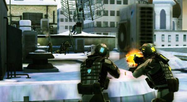 Tom Clancy's Ghost Recon, un juego de disparos cargado de acción, para Wii