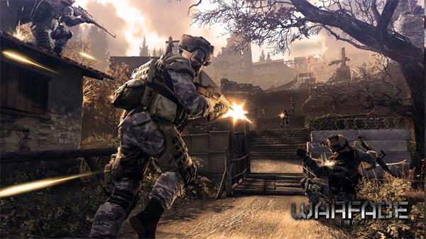 Warface, el nuevo juego de disparos online de Crytek