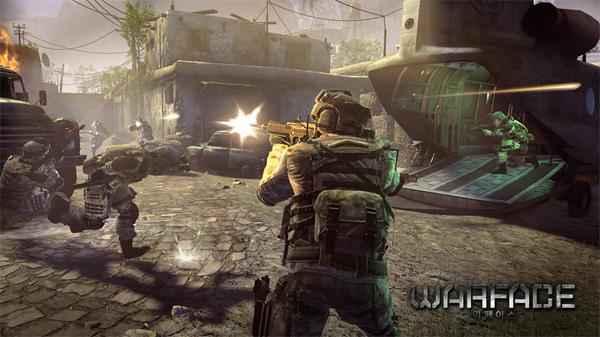 Warface El Nuevo Juego De Disparos Online De Crytek