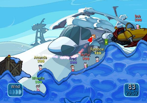 Worms: Battle Islands, vuelven los gusanos más guerrilleros con un nuevo juego