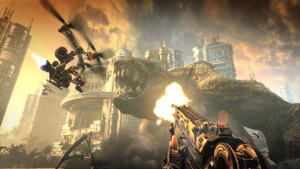 Bulletstorm, el juego de disparos lanza un nuevo tráiler con imágenes reales