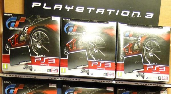 Pack Gran Turismo 5 con PlayStation 3 320 GB, a la venta desde hoy por 350 euros