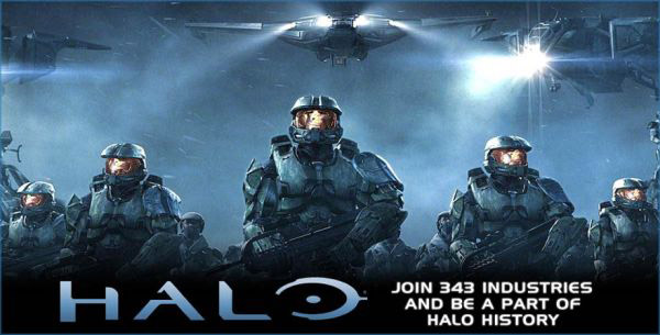 Halo, Microsoft prepara un nuevo Halo con el estudio 343 Industries