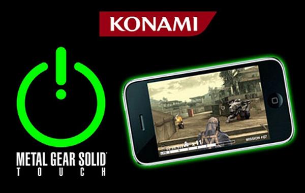 iPhone, tres juegos de Konami por menos de un euro, sólo esta semana