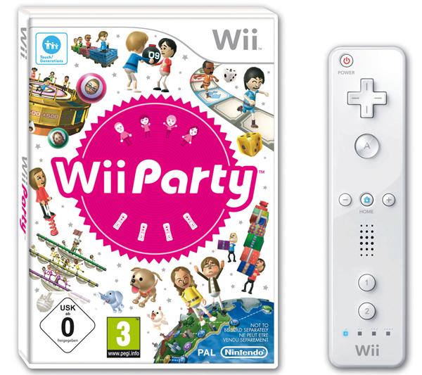 Nintendo Wii Party – A fondo, análisis y opiniones