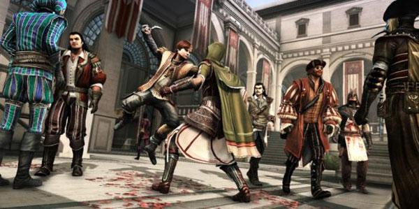 Assassin's Creed: La Hermandad – Animus Project Update 2.0, llegan los primeros detalles