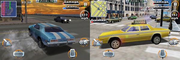 Driver, el juego de conducción y persecuciones gratis para iPhone y iPad, sólo hoy