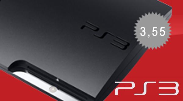 PlayStation 3 firmware 3.55, nueva actualización gratis para la PlayStation 3