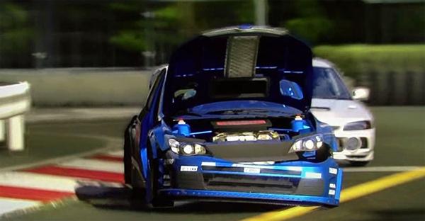 Gran Turismo 5 daños