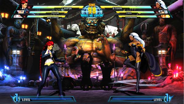 Marvel vs Capcom 3, Crimson Viper y Tormenta serán personajes jugables