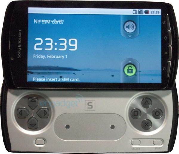 PSPhone, se muestra un vídeo donde aparece el móvil-consola