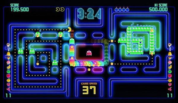 Pac-Man Championship Edition, el clásico comecocos ahora también para PlayStation 3