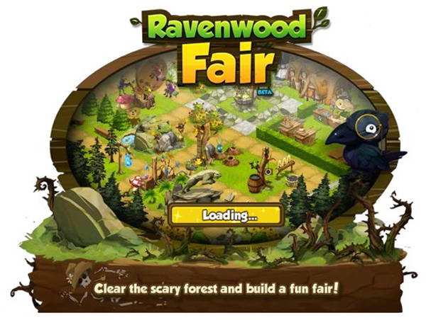 Ravenwood Fair, crea tu feria dentro de un terrible bosque